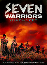 Seven Warriors (DVD, 2014)