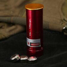 12 Gauge Visible Red Laser Cartridge Bore Sight  Boresighter for Hunting Shotgun
