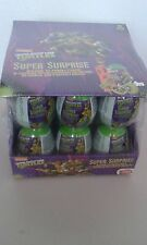 SUPER SURPRISE EGGS TEENAGE TURTLES  CANDY SWEETS KIDS PARTY BAG FILLER GIFTS