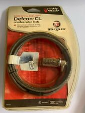 Defcon Cl combo cable lock
