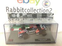 """DIE CAST """" TOLEMAN TG183B - 1983 BRUNO GIACOMELLI """" FORMULA 1 COLLECTION 1/43"""