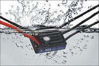 Hobbywing SeaKing V3 Waterproof 30A 2-3S Lipo 6V/1A BEC Brushless ESC f RC Boat
