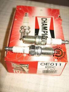 Spark Plug Champion RS9YC Set of 12