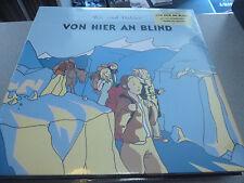 Wir Sind Helden - Von Hier An Blind - LP 180g GELBES Vinyl // Neu&OVP // DLC