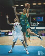 Liz Cambage 8x10 Olympic Basketball Photo - Australia National Team Lv Aces Wnbl