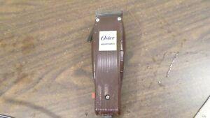 Vintage Oster Adjustable Hair Trimmer Model  059751 000 000