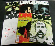 DMZ #23-28 (2007-2008) Vertigo Comics NM 9.0-9.4 M277