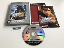 Tekken 4 - Platinum - Sony PlayStation PS2 - PAL FR - Avec Notice