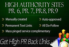 50 PR10 NICCHIA correlati SEO Backlinks
