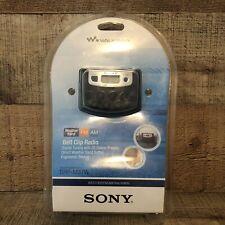 Sony SRF-M37W Walkman Digital Tuning Weather/FM/AM Stereo Radio Factory Sealed