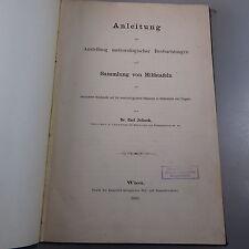 Anleitung zur Anstellung meteorologischer Beobachtungen 1869 (42056)
