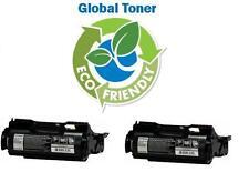 2PK LEXMARK 64015HA 64035HA 21K toner cartridge for LEXMARK T640 T642 T644