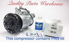 2004-2006 SCION XA XB GENUINE OEM DENSO USA REMAN. A/C COMPRESSOR KITS W/ WRTY