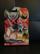 Power Rangers Legendary Key Pack Megaforce Red, Blue and Black