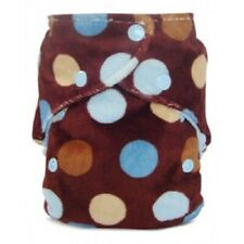 BN Baby Blush Spotty Reusable Pocket Nappy & Insert Size 1 Cloth RRP £21