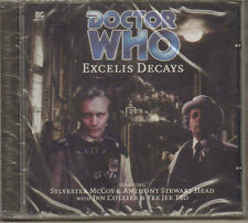 DOCTOR WHO EXCELLIS DECAYS 2002 CD AUDIOBOOK SEALED