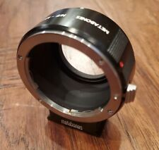 Metabones Nikon NF Lens to Micro Four Thirds Camera Adapter  N/F to M43