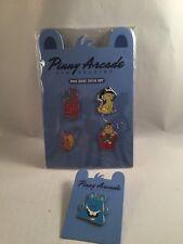 Pinny Arcade PAX East 2014 Core Pin Set & Exclusive Merch Pin Trading Bundle