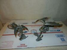 Lot of 4 Ral Partha D&D Mixed lot of Dragon Figurines (see pictures)