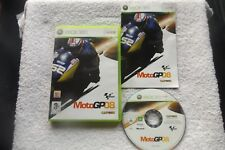 MOTO GP 08 XBOX 360 V.G.C. FAST POST ( motorbike racing game & complete )