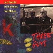 Lee Konitz-three Guys CD NUOVO
