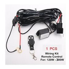 1PCS 40A 14V Wiring Kit With Wireless Remote Control for LED Light Bar ATV  SUV