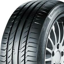 1 NEW 315 35 20 Continental ContiSportContact 5 SSR 315/35R20XL 110W BSW