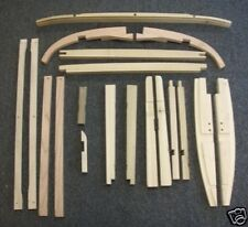 1928 1929 Model A Ford Tudor Sedan Body Wood Kit