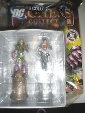 DC Comics Eaglemoss Superman and Lex Luthor Special DC Chess and Mag!