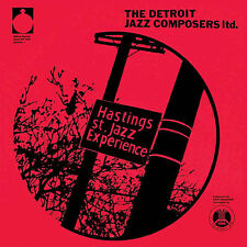 THE DETROIT JAZZ COMPOSERS LTD. Hastings Street Jazz MIDNITE RECORDS Sealed LP