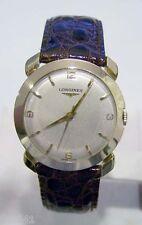 Solid 14k LONGINES Winding Watch c.1950s Cal.22LS*  EXLNT* SERVICED