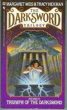 Margaret Weis & Tracy Hickman: Triumph of the Darksword (TB, fantasy,USA)