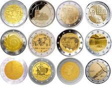 2 monedas conmemorativas de euro/monedas especiales 2011 incl. Portugal Pinto