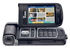 Nokia N93 Pearl Black (Ohne Simlock) Smartphone WLAN 3G Zeiss Radio Finland NEU