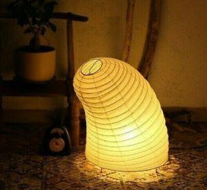 "AKARI w/ ISAMU NOGUCHI Light Lamp Shade Washi ""Stand Light VB13-S FULL SET"""