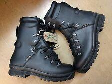 New British Army Issue Goretex Pro/Para/Cadet Vibram Sole Boots Size 10S UK #502