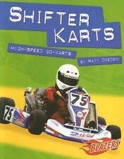 Shifter Karts: High-Speed Go-Karts (Horsepower)-ExLibrary
