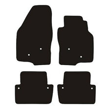 Volvo Xc70 (2002 to 2007) Fully Tailored Black Rubber Car Floor Mats Set of 4