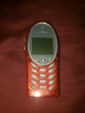 Sony Ericsson T62U Phone Orange - Untested