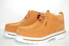 Lugz Strutt LX MSTULXK-741 Wheat Suede Leather Boots Men