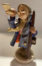 """Vintage Goebel Hummel """"Hear Ye, Hear Ye"""" 5 1/2"""" Figurine - Marked 15/0"""
