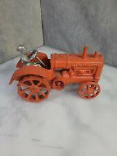Allis Chalmers Farm Tractor Vintage Machinery Model Diecast