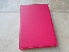 Bear Motion Apple iPad AIr 2 SlimFit Tablet Book Folio Case Cover PINK LOT of 10