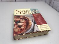 Naples at Table : Cooking in Campania by Arthur Schwartz (1998, Hardcover)