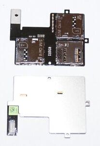 Original htc desire 600 dual sim Lecteur De Carte SIM Lecteur de Carte Flexible