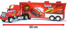 Cars 2 Mack Manny Truck Uncle Container length: 50 cm friction car