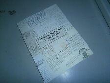 Catalogue vente aux enchére Lettres autographes et manuscrits