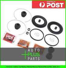 Fits TOYOTA YARIS 2005-2011 - Brake Caliper Cylinder Piston Seal Repair Kit