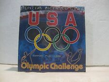 Usa Olympic Challenge Board Game Support Play Learn From Altius Games gm127