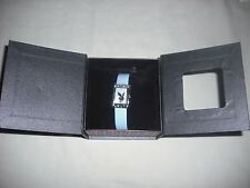 Brand new in box ladies blue playboy watch in gift box gift christmas